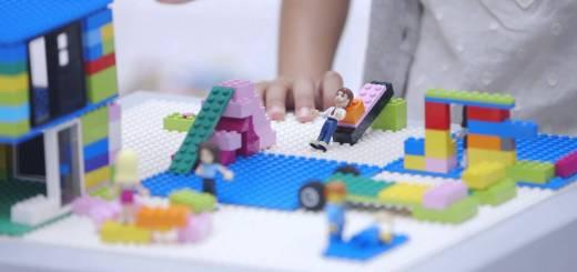 Expérience Lego : que voient-ils quand ils jouent ?