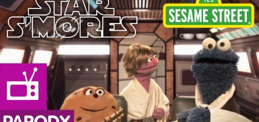 Star Wars à la sauce Sesame Street