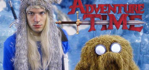 Adventure Time The Movie