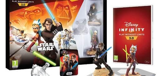 Disney Infinity 3.0 Star Wars - Pack de démarrage