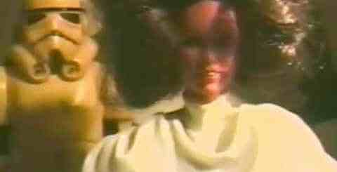 Star Wars, en vidéo home-made, en 1994