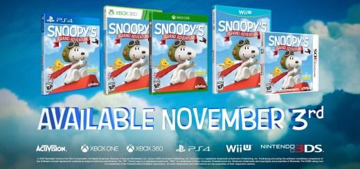 Snoopy, le jeu vidéo