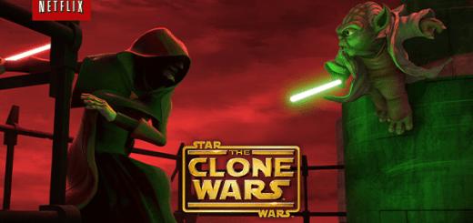 Clone Wars Netflix