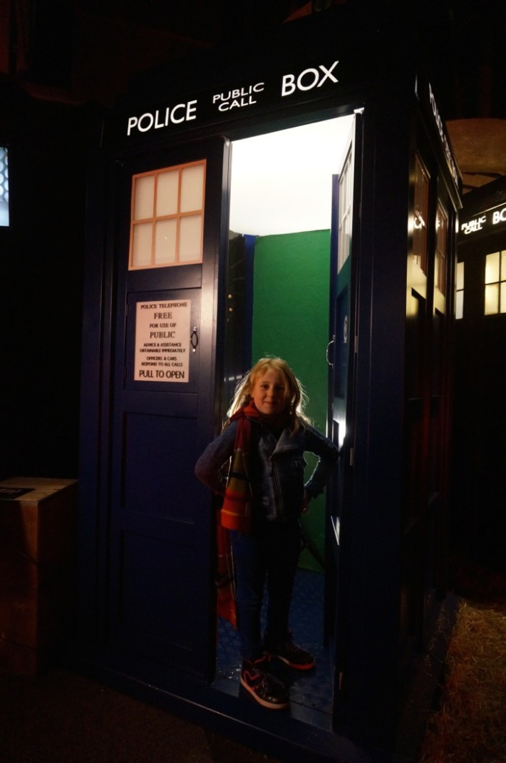 THe Dr Who Experience Cardiff Bay-7