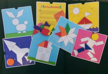 """""""Playful Patterns"""" by Discovery Toys"""