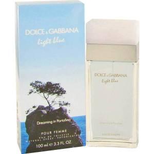 Dolce Gabbana Light Blue Dreaming In Portofino w