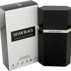 azzaro silver black m