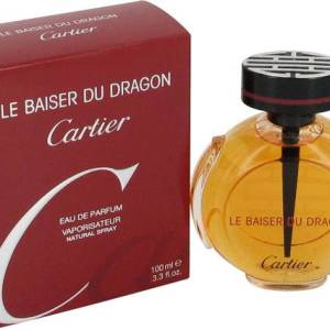 Cartier Le Baiser Du Dragon w
