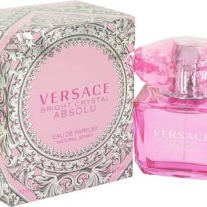 Versace Bright Crystal Absolu EDP W