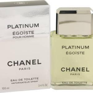 Chanel Egoiste Platinum Eau de Toilette 100ml m