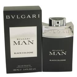 Bvlgari Man Black Cologne Eau de Toilette 100ml m