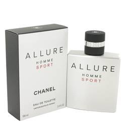 Chanel Allure Homme Sport Eau de Toilette 100ml m