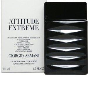 Giorgio Armani Attitude Extreme 50 ml Eau De Toilette (tester) m