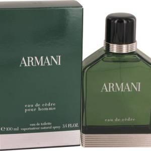 Giorgio Armani Eau De Cedre Eau de Toilette 100ml m