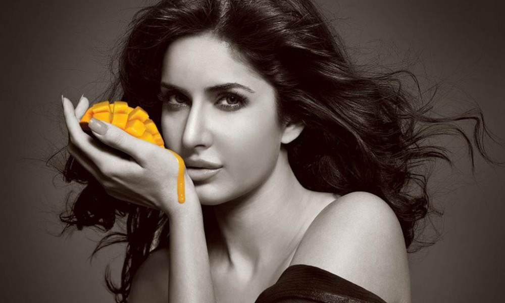 Katrina Kaif in Mango Slice ad Campaign Launch (1)