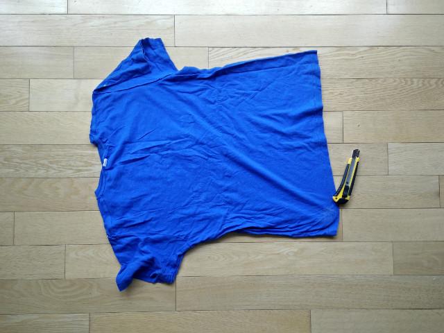 How to make t-shirt yarn : equipment