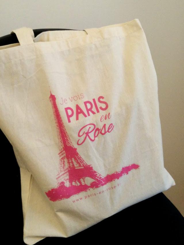 Sacs Paris en Rose