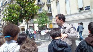 visite guidée paris