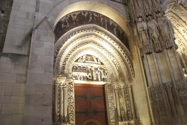 rouen cathedrale architecture