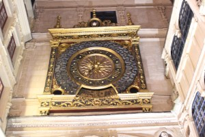 rouen horloge face