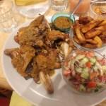 A la découverte de la gourmandise ivoirienne chez Ohinéné (€€)