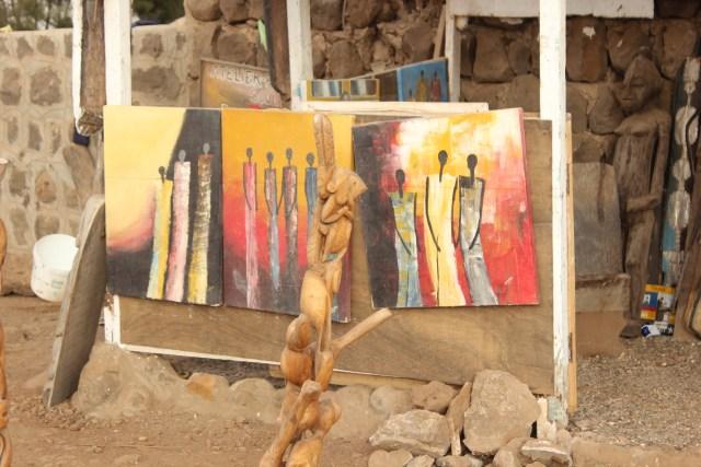 art africian ngor