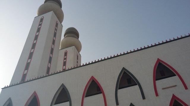 detail mosquee de ouakam dakar