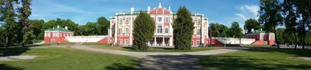 Tallinn - Palais de Kadriorg
