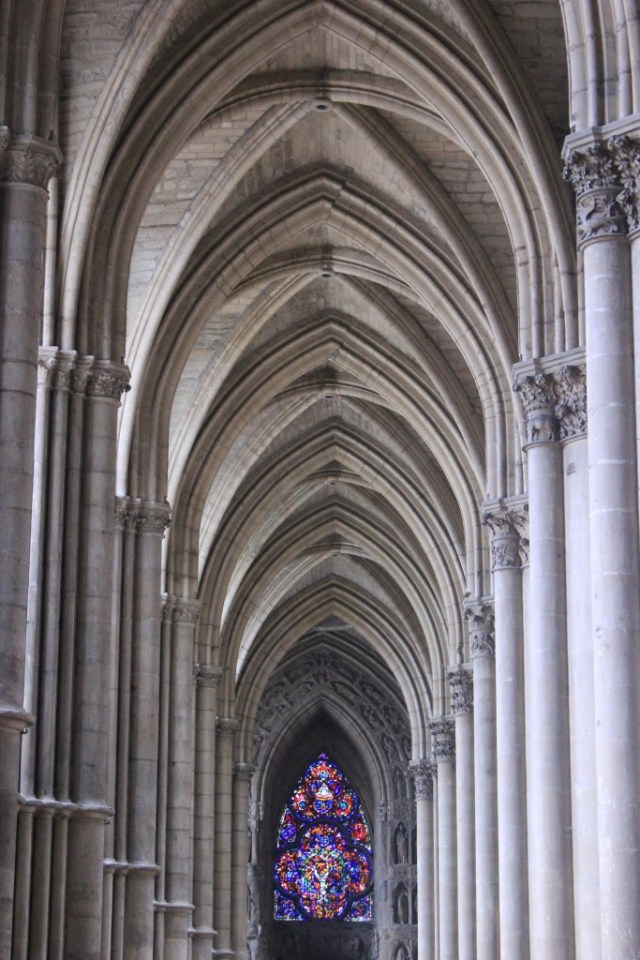 cathedrale de reims interieur