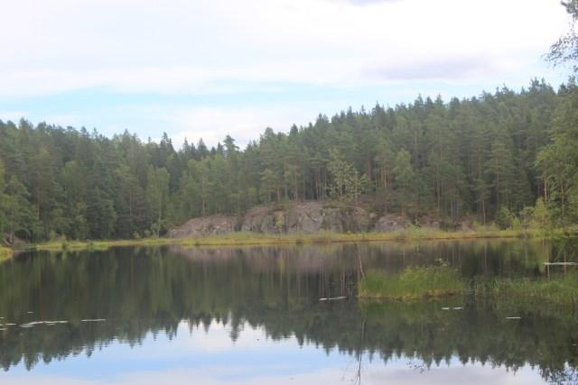 lac nuuksio vue