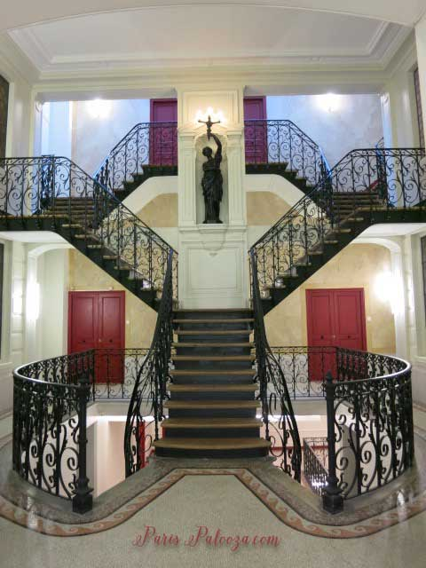 Villa des Arts Staircase