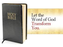 The the Word of God transform you