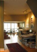 156 St. Paul St - office interior