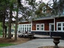 Cabin at Pigeon Lake