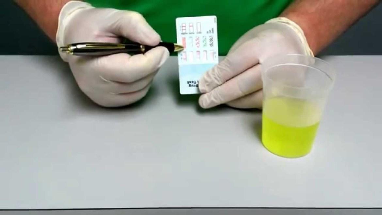 Drug Test 21