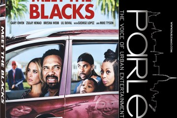 Meet The Blacks DVD Giveaway