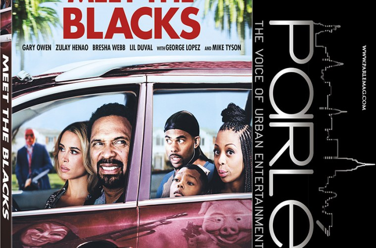 Meet The Blacks DVD Giveaway