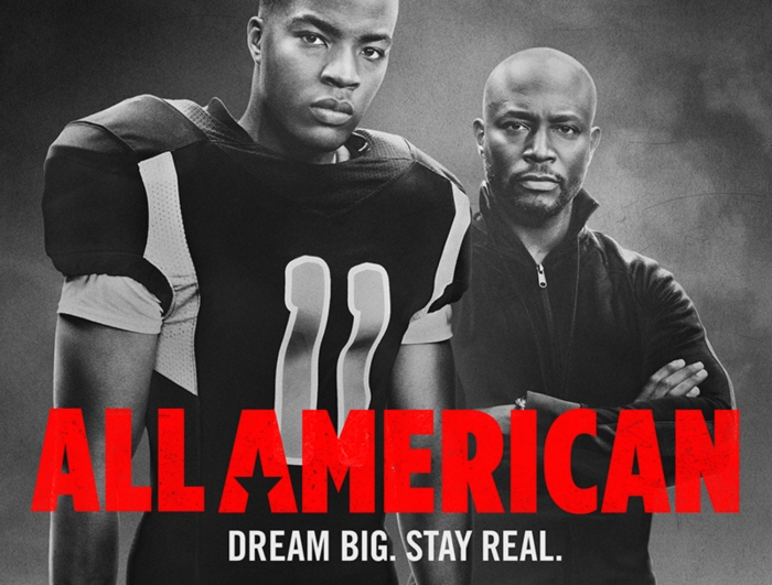 All American 1x08 Espa&ntildeol Disponible