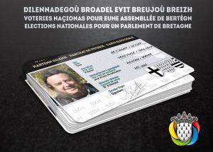 Carte d'électeur KAD!