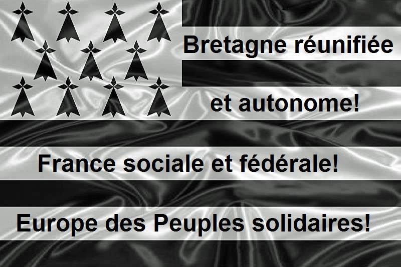 Trois slogans essentiels!