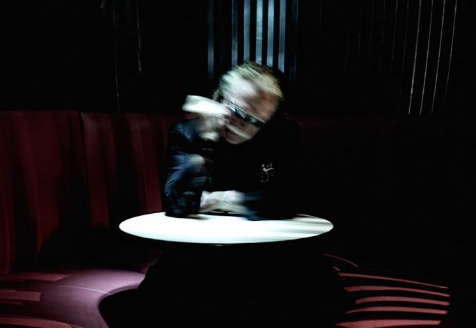 christophe rideau noir CHRISTOPHE (2) RADIOHEAD