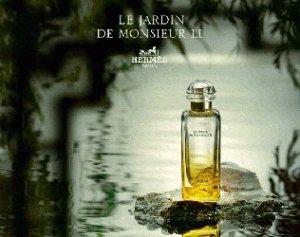 Le Jardin de Monsieur Li, Hermès
