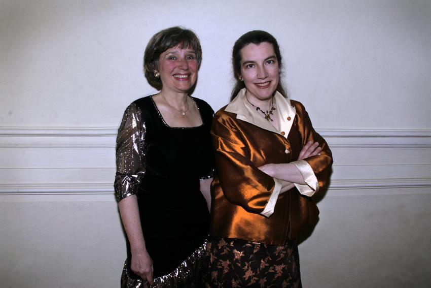 Françoise Masset et Françoise Tillard