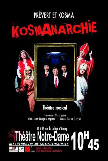 KosmAnarchie, Avignon off !