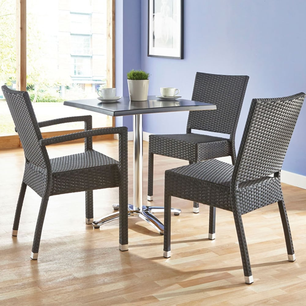 The Wicker Cafe Tables Chairs Wicker Cafe Furniture At Parrs Workplace Equipment Experts Cafe Table Chairs Amazon Cafe Table Chairs Singapore houzz 01 Cafe Table And Chairs