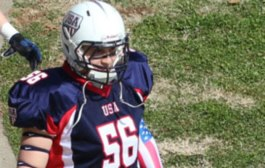 Parsippany resident selected for USA National Football Team