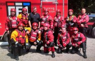 Fire District 6 attends Swiftwater Rescue Operations Class