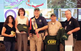 Morris CERT Teams Benefit From Rotary Grant