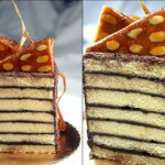 The Mighty Dobos Torte (I'm Fusing Again)
