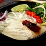 Vietnamese Penicillin – This is NOT your Bubby's Chicken Soup + Halloween FINGER food!